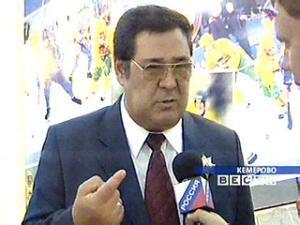 Губернатор Кемеровской области Аман Тулеев считает, что в России должен быть только один президент