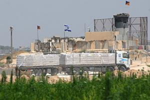 После заключения соглашения о прекращении огня израильская сторона облегчила пропускной режим в сектор Газа