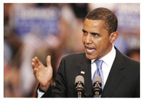 Обама оговорился