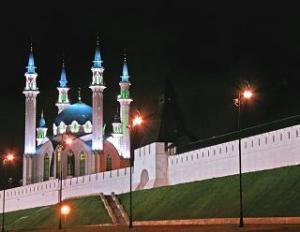 Казанская мечеть Кул-Шериф
