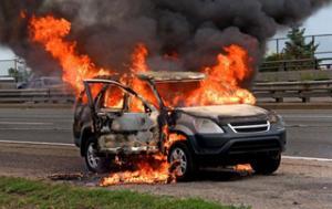 В Москве задержан поджигатель машин