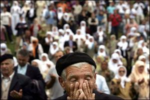 В Гааге начинается суд по делу о резне в Сребренице