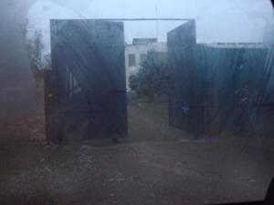 Тюрьма в селении Гойты