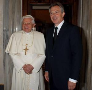 Блэр посвятит остаток жизни содействию религиям