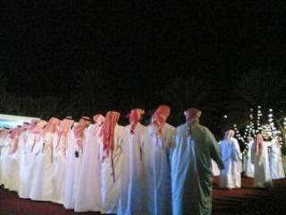 В ОАЭ состоялась массовая свадьба