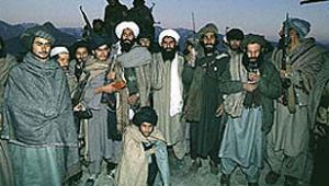 "Бойцы движения ""Талибан"""