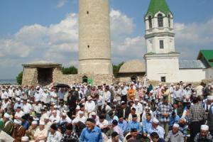 Татары – народ, создавший первое государство в России
