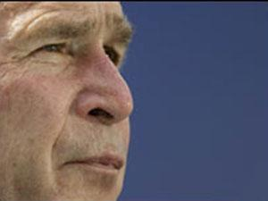 Буш прощается с Европой