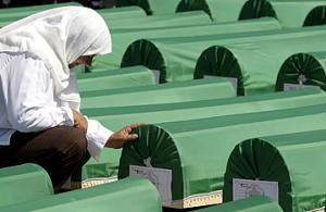 Тела 47 боснийских мусульман преданы земле