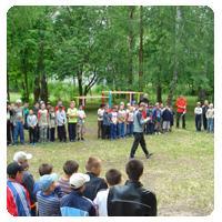 Летний лагерь – отдых и учеба