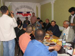 В Москве прошла встреча таджикской диаспоры с депутатом парламента Таджикистана
