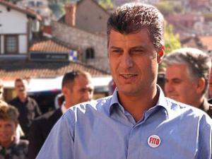 Резиденция Хашима Тачи в Приштине подверглась нападению неизвестных