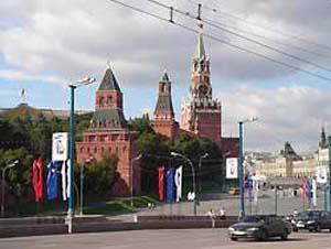 В День России движение транспорта в центре Москвы будет ограничено