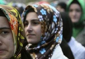 """Турция с волнением ожидает принятия окончательного решения по """"делу о хиджабе"""""""