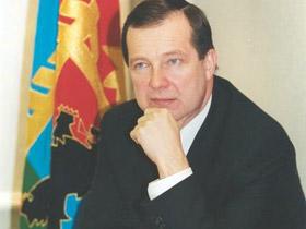 Губернатор Карелии Сергей Катанандов