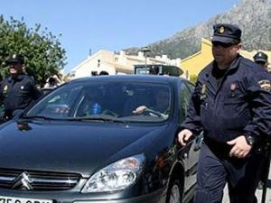 """Полиция Испании провела спецоперацию по задержанию членов """"русской мафии"""""""