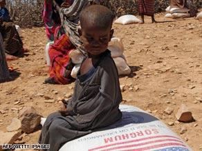 Сомали угрожает голод