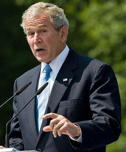 Дж. Буш опять позвал Турцию в Европу
