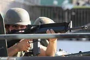 Для прекращения перестрелок на севере Ливана введены войска