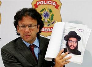 В Бразилии пойман раввин-садист
