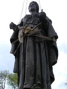 В Севастополе открыт памятник Екатерине II