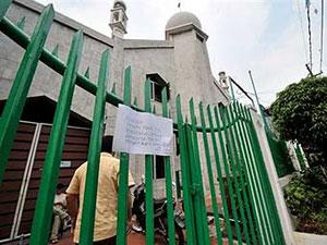 """Мечеть """"Ахмадии"""" в Джакарте"""