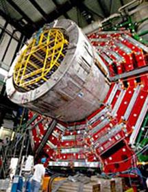 Большой андронный коллайдер может поглотить Францию и Швейцарию