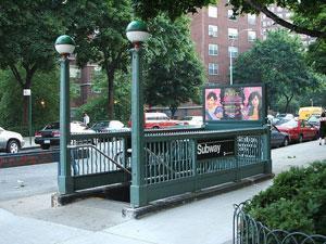Плакаты с информацией об исламе вынесут за пределы нью-йоркского метро