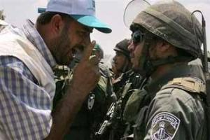 Израильские войска совершили нападение на мечети