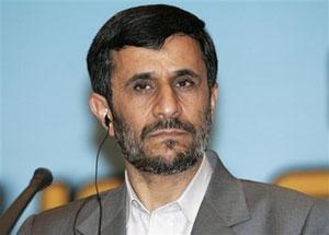 Ахмадинежад: американцы и израильтяне не посмеют атаковать Иран