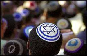 Негры становятся евреями