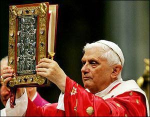 Папа римский примет участие в телемарафоне по чтению Библии