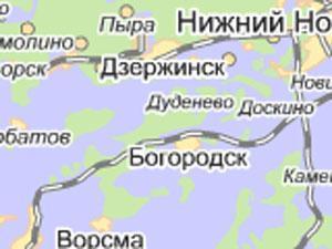 Вандалы осквернили кладбище в Нижегородской области