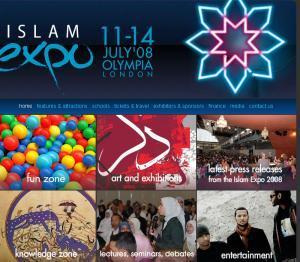 Ислам ЭКСПО – британцам об исламе
