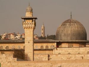 Иудейские радикалы стремятся построить храм на месте мечети Аль-Акса