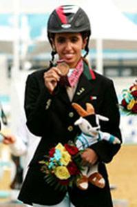 Арабские принцессы примут участие в Олимпийских играх в Пекине