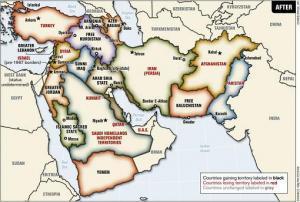 """Проект """"Великого Ближнего Востока"""" и новая роль НАТО"""