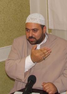 "Висам Али Бардвиль, автор книги ""Закят"""