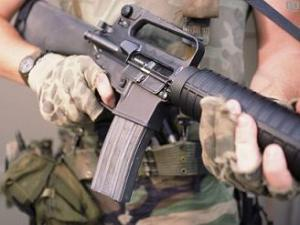 Оружие в руках духовно опустошенного опасно