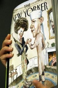 """Барак Обама: """"Журнал Нью-Йоркер обидел всех американских мусульман"""""""
