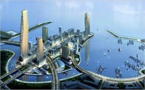 """До недавнего времени самым значительным проектом КСА считался """"Экономический город короля Абдуллы"""", построенный в городе Рабиг на западном побережье"""