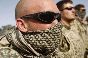 Германские военные в Афганистане