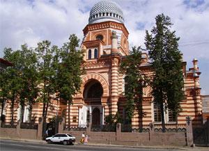 Турецкие дипломаты посетили питерскую синагогу