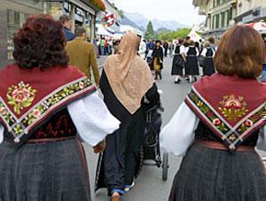 Швейцарские националисты призывают запретить минареты
