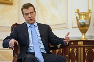 Дмитрий Медведев: Россия – часть мусульманского мира