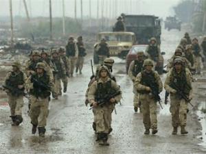 Американские солдаты застрелили сына иракского губернатора