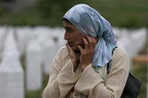 Суд в Гааге отказался возбуждать дело против убийц боснийских мусульман