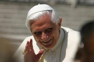 Папа Бенедикт XVI призвал отказаться от предрассудков в отношении мусульман