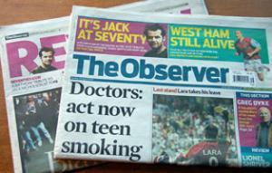 """The Observer: """"Пусть с мусульманами этого не случится"""""""