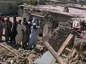 """Авиация НАТО """"случайно"""" разбомбила очередную афганскую свадьбу"""